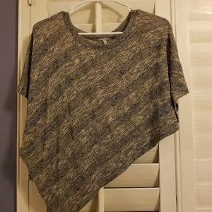 Juniors sweater top
